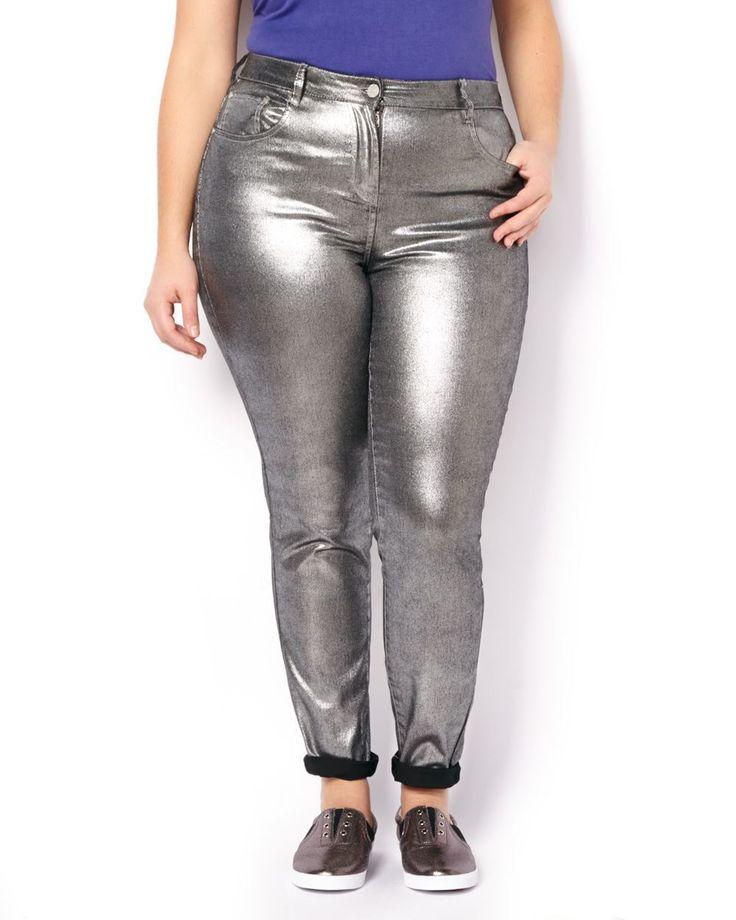 mblm Skinny Coated Jeanmblm Skinny Coated Jean