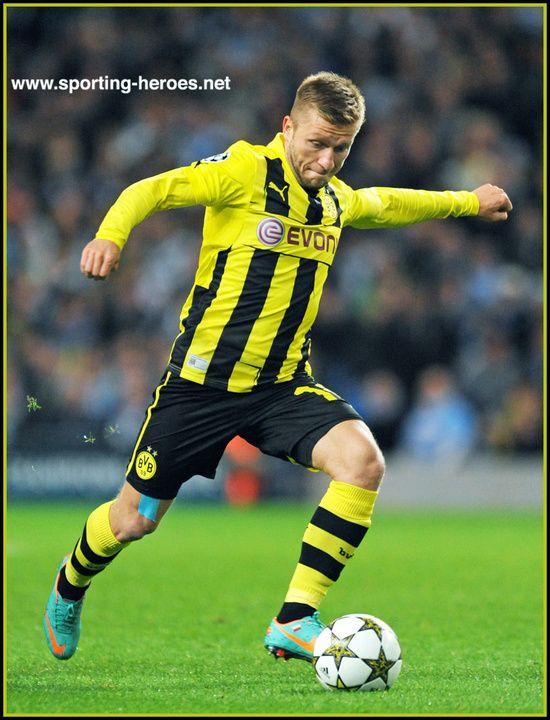 Jakub BLASZCZYKOWSKI - Borussia Dortmund - 2012-2013 Champions league.