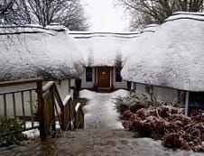 Sprokieswinter by Waterford Manor in die middeellande.