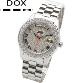 [본사정품/온라인총판]백화점입점 DOX DX010K700WH 독스 패션 메탈시계