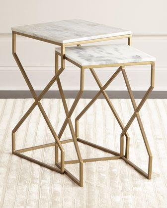 Elegant 33 Modern Living Room Design Ideas. Marble TopCocktail TablesAccent ...