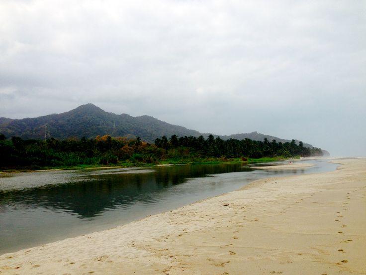 Rio Palomino - Guajira - Colombia