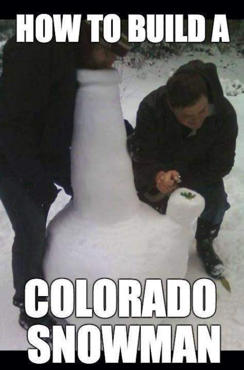 Pin by masterbong on 420 memes pinterest for How to create a snowman