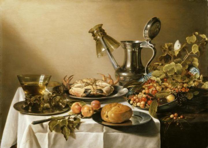 17 Best Images About Art Dutch Golden Age Painting 1615: 17 Best Images About Claesz (Pieter Claesz) On Pinterest