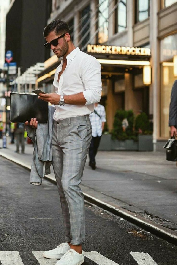 9 Best Street Styles Inspiration, die Männer anders aussehen lässt