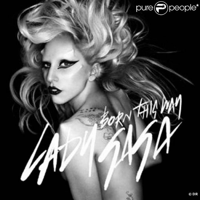 Born This Way [EP]: U. four track CD pressing of the first single lifted  from her 2011 album 'Born This Way'. Features four versions of the title  track.