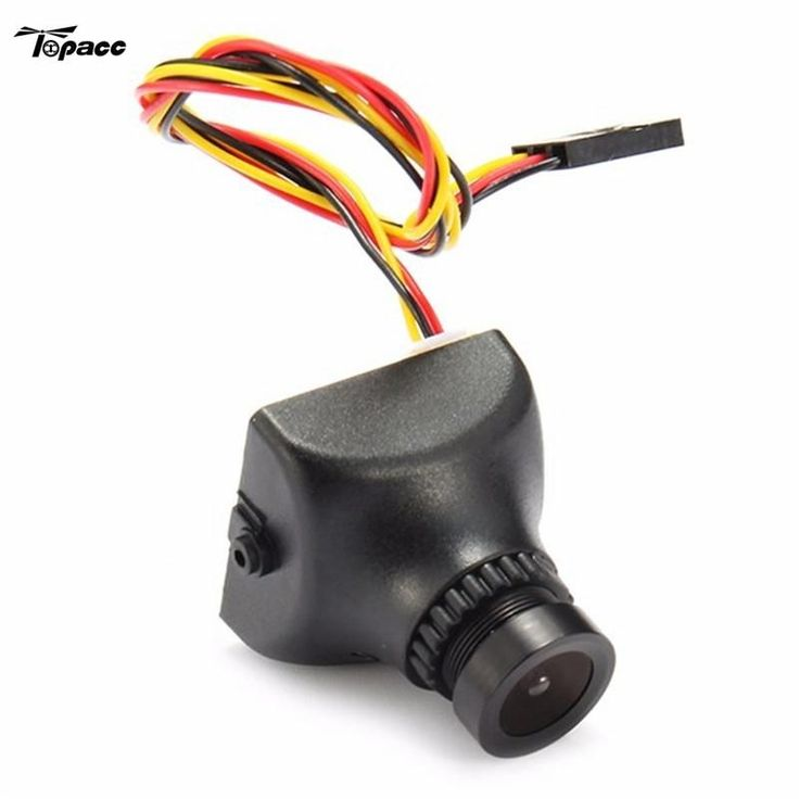 "Free Shipping 600TVL 2.8mm Lens 1/3"" Super Had II CCD Camera IR Sensitive for FPV Racing Drone PAL/NTSC FPV Quadcopter Drone DIY"