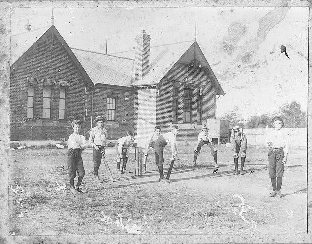 Blacktown Public School c 1890  Blacktown City Council