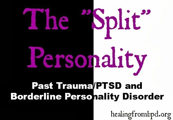 The Split Self: BPD & PTSD  It's finally ready! Took a while to upload, as it is >15 minutes and HD. Hope this helps, and looking forward to your thoughts!  Read and watch video at: http://www.my-borderline-personality-disorder.com/2013/09/split-self-personality-bpd-ptsd.html
