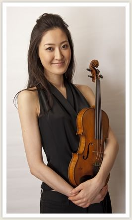 「Foglia D'oro (フォッリアドーロ) - 黄金の一葉」-この作品は日本のバイオリニスト枝並千花さんのみが演奏する事をマエストロより許されました