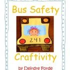 This is a fun craft to make with your students at the beginning of the school year. Students make a school bus. They write their bus number on the ...