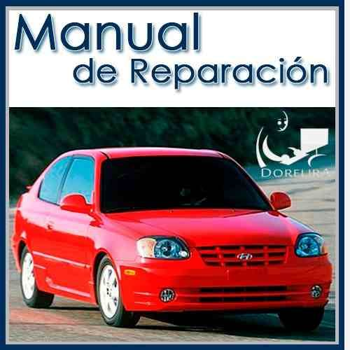 hyundai accent 2000 workshop manual