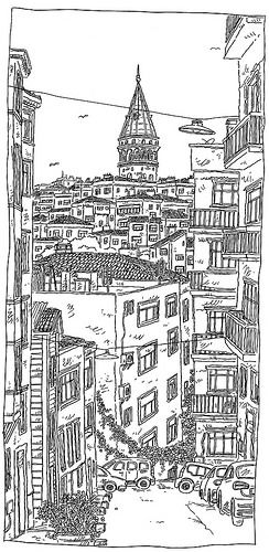 Turkey, Istanbul, Beyoglu, Türkgüçu caddesi   Flickr - Photo Sharing!