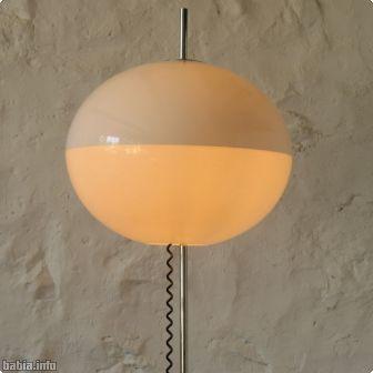 Lámpara de pie vintage de 1970 :: Vendido!