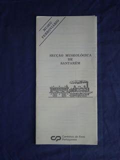 Livros&BD4sale: 4 Sale - Museu Ferroviário - Secção Museológica de...