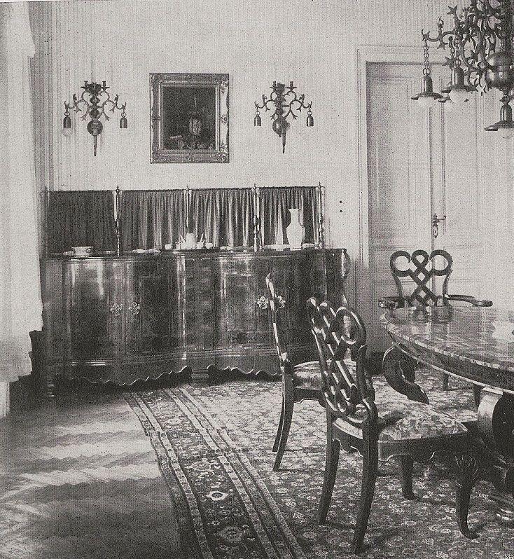 Victorian Era Dining Room: Painting, Victorian Era, Art