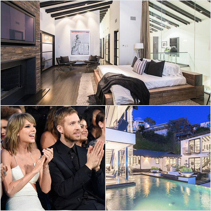 Calvin Harris Sells LA Mansion | POPSUGAR Home