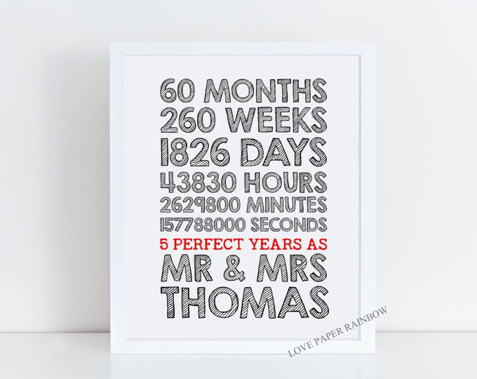 Twenty Fifth Wedding Anniversary Gifts: Best 20+ Personalised Anniversary Gifts Ideas On Pinterest