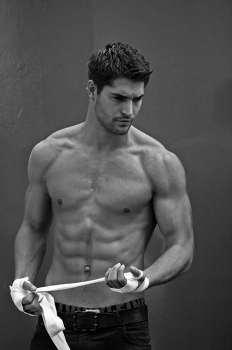 "Remington ""Riptide"" Tate - Real (Real, Raw & Ripped #1) (Nick Bateman)"