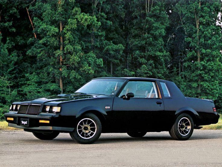 Buick Grand National | Buick Regal Grand National '1984–87