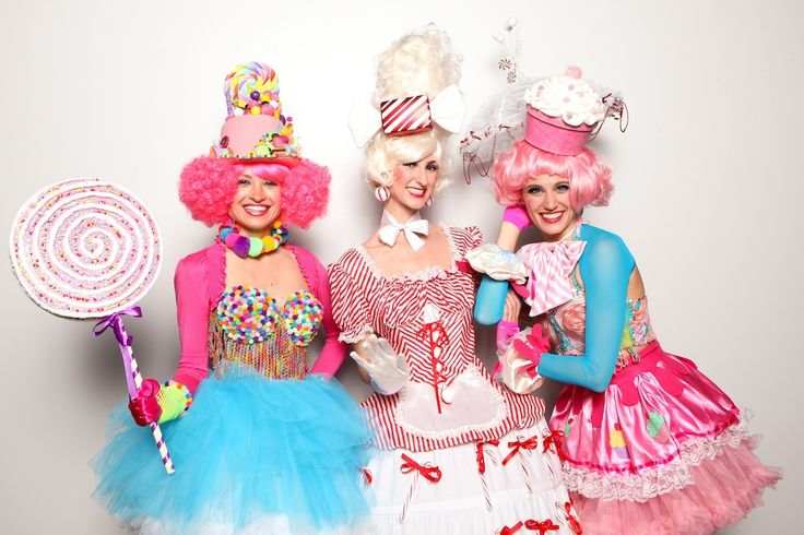 Vivant's Candy Girls are eye catching and appealing to both children and adults. We have Cupcake, Sparkles, Peppermint Patty and Pom Pom. Each one is unique with custom made costumes and different serving options. They can be used at birthday parties, weddings, promotional events, and launches, etc. Not only that, any of the candy girlsread more