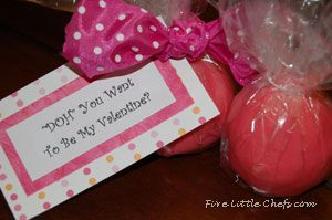 """DOH"" You you want to be my Valentine? from fivelittlechefs.com #craft"