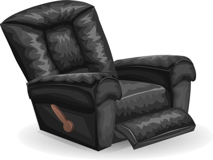 Sofa, Stol, Doven Dreng, Læne Sig Tilbage, Slappe Af