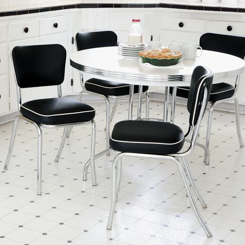 81 best Retro Kitchen Chairs images on Pinterest Chairs Colors