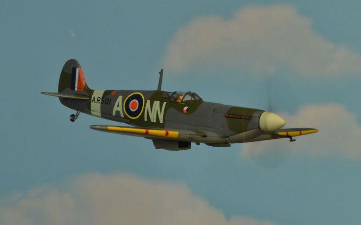 History of Czechia : Supermarine Spitfire Vc, AR50 - No. 310 Czech Squadron RAF, Duxford, 1942