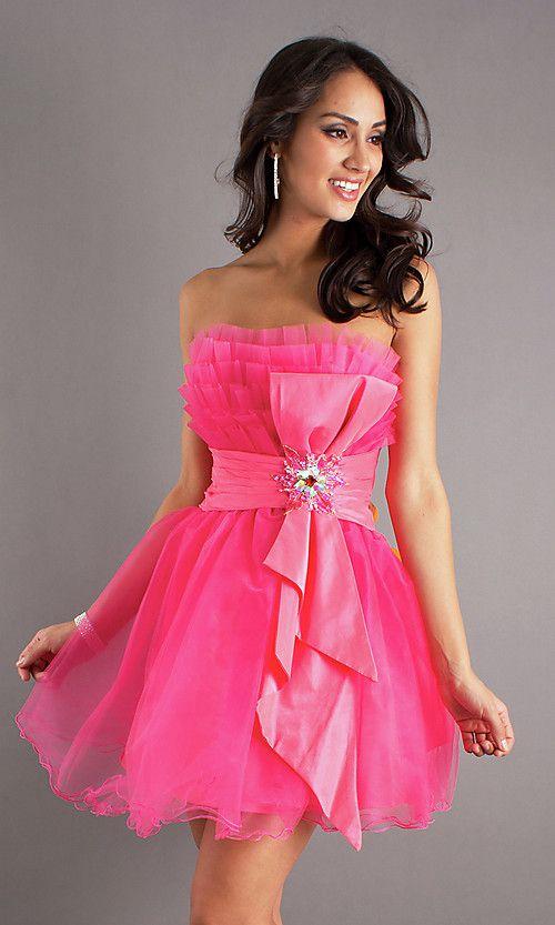 49 best Semi Formal Dresses images on Pinterest | Grad dresses, Ball ...