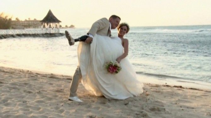 Rebekah Gregory, who lost a leg in the attack, has found love again with Chris Varney.