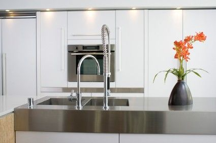 Stainless Kitchen Bench Tops