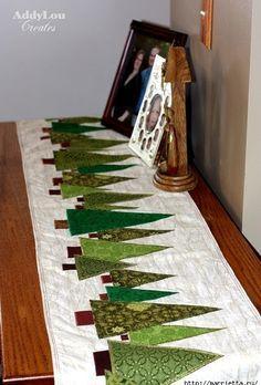 manualidades gratis, tutoriales gratis, navidad, decoración navideña, proyectos navideños, árbol de navidad, manteles navideños