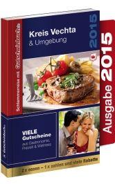 Gutscheinbuch Vechta & Umgebung