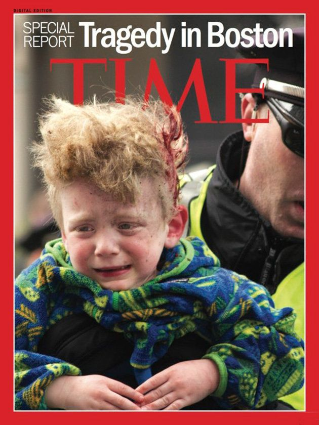 The cover of Times special issue, to be released Thursday. Photo: Bill Hoenk/Time