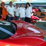 MpowerFM Ferrari Competition at the Nelspruit Motor Show 2013
