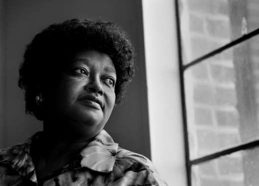 LAUDETTE COLVIN (1939 - )  In 1955, Claudette Colvin was the first person arrested for not giving up her seat to a white person in Montgomery, Ala., when she was only 15 years old in 1955 — nine months before Rosa Parks was detained for the same reason.