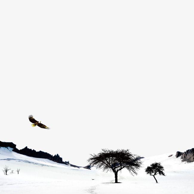 الشاسعة ثلجي Snowy Animals Vast