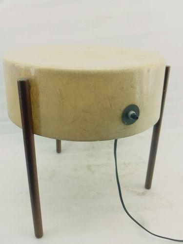 Vintage light lamp desk table retro mid century art deco - Deco vintage industriel ...