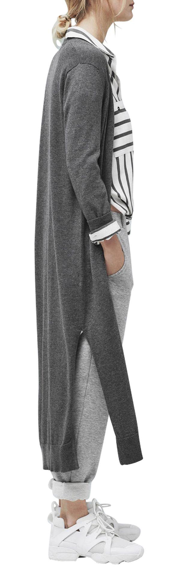 best 25 gilet long femme ideas on pinterest gilet femme long gilet long and tenues avec. Black Bedroom Furniture Sets. Home Design Ideas