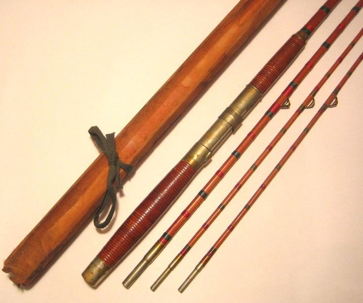 39 best antique fishing images on pinterest fishing for Vintage fishing poles
