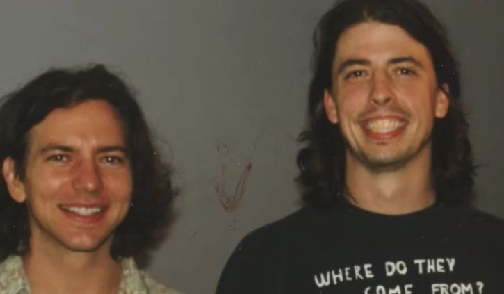 Dave Grohl Reveals How He Partied With Alice In Chains, Pearl Jam & Soundgarden With Epic Photos