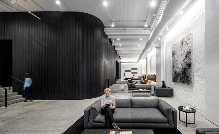 Squarespace's New Offices Are Very Serious | Co.Design | business + design