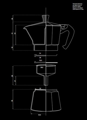 BIALETTI EXPLODED DIAGRAM