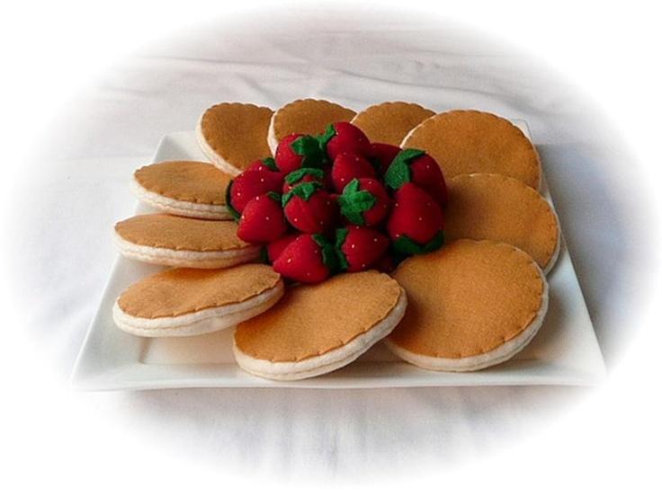Felt Food Toys R Us : Best quot tarts pancakes images on pinterest felt food