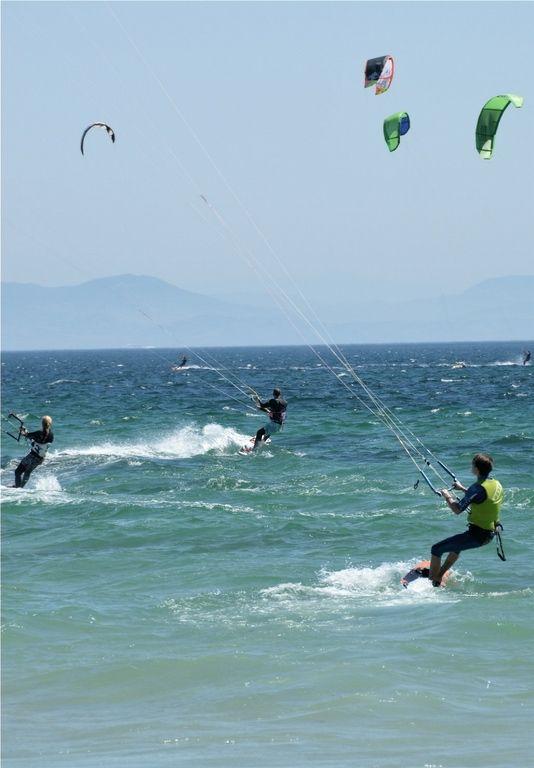 Kitesurfing in Tarifa findet ihr in Summer Inspiration im Blog