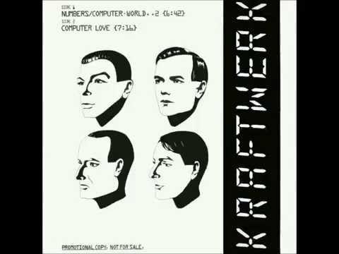 Kraftwerk - Numbers (12-Inch Promo) [1981]