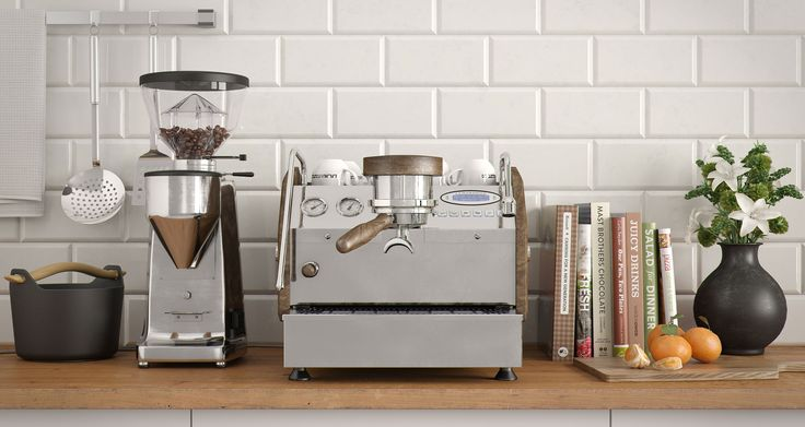 """Custom GS3. Pro-Grade Espresso for the home. This is probably where you should draw the line for a """"home"""" setup."""