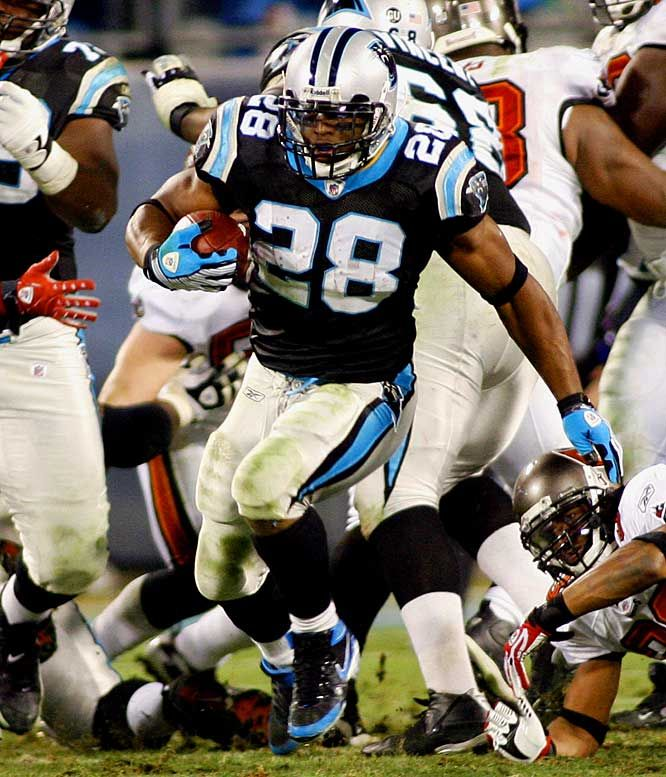 Carolina Panther place Jonathan Stewart on the PUP list for the first six weeks of the season.
