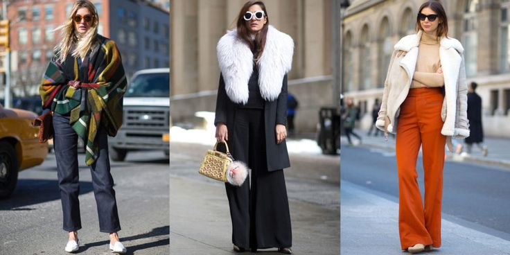 Winter Fashion Current Style Trends